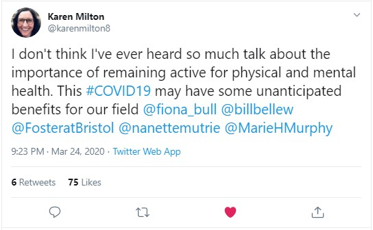 milton tweet